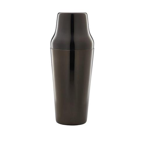 Shaker parisien art deco noir 700ml