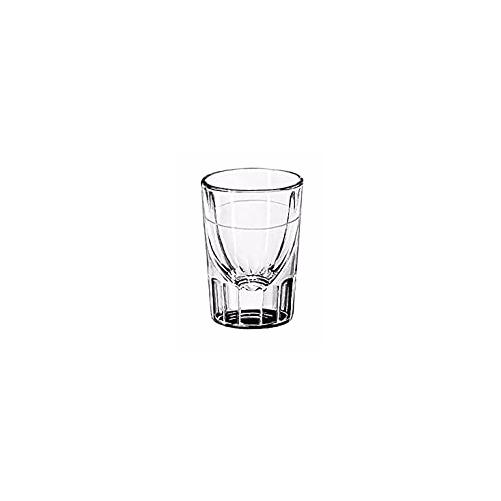 Shot Whisky 4 cl de Libbey - Boîte de 12