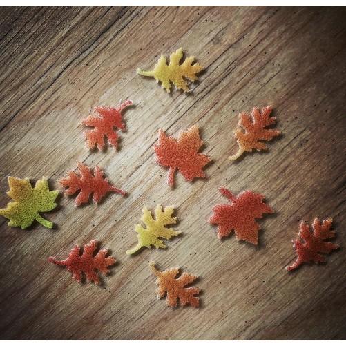 Confettinis- Les feuilles d'automne Sachet de 220 pièces