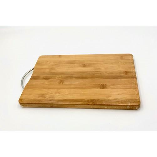 Planche à découper en bambou 22 x 32 cm