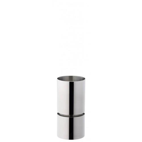 Mesure de bar droite 25 x 50 ml en inox