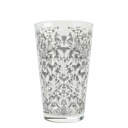 copy of Cocktail shaker en verre motif bronze 45 cl