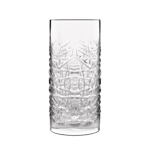 Long drink Textures 48 cl de Luigi Bormioli - Boîte de 6