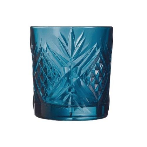 DOF bleu 30cl BROADWAY d'Arcoroc - Boîte de 6