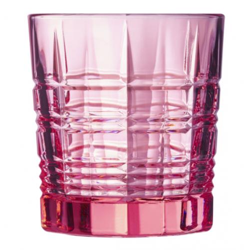 Short drink Brixton rose 30 cl d'Arocroc - Boîte de 6