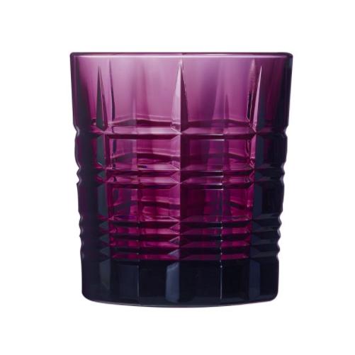 Short drink Brixton violet 30 cl d'Arcoroc - Boîte de 6