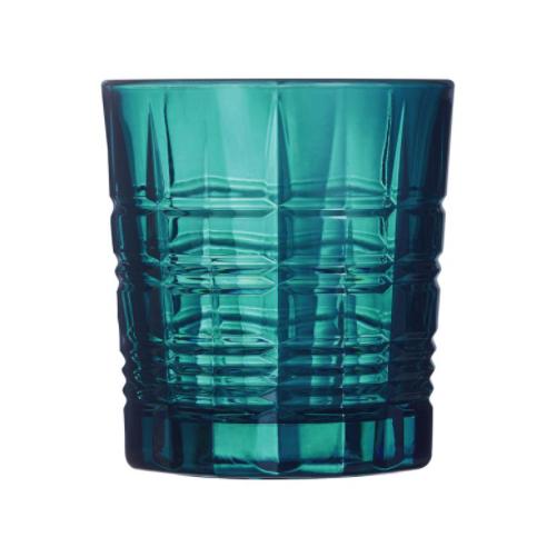 Short drink Brixton bleu 30 cl d'Arocroc - Boîte de 6