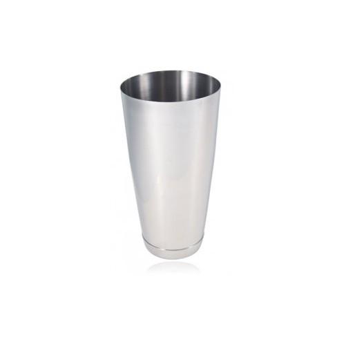 Cocktail shaker en inox 28oz / 800ml lesté - finition brossé