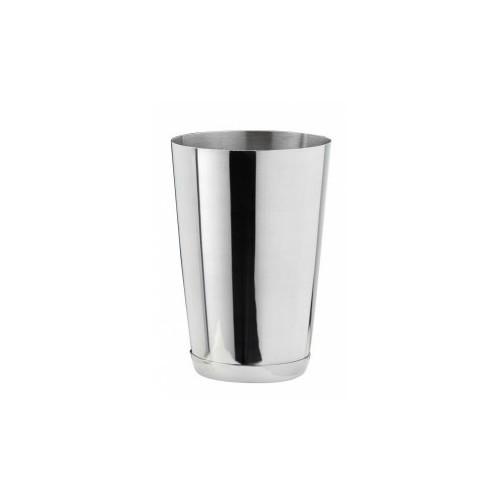 Micro shaker en inox 16oz / 470ml lésté - finition mirroir