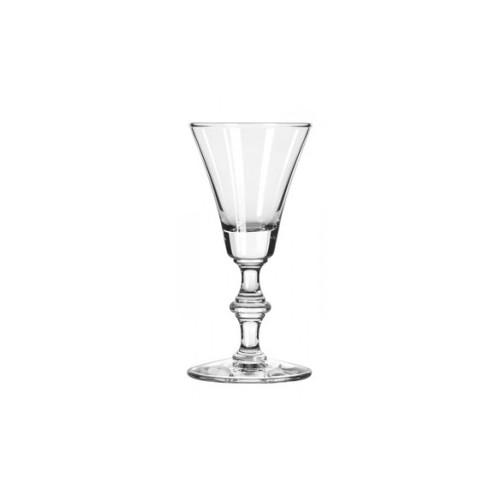 Verre a liqueur Georgian Libbey 6cl - B36