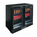 Back bar & refrigerated display case